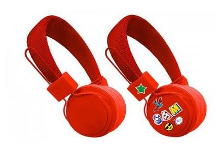 Kids earbuds for small ears - Kensington Hi-Fi Headphones - headphones Overview